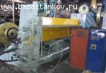 листогиб (гибочный станок,    листогибочный станок) с  поворотной балкой ЛС-6