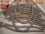 Для малого тандыра комплект нихромовых спиралей 0,7-1,0 м - мощность 3,6-4 кВт; 7-7,5 кВт из нихрома