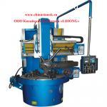 Токарно-карусельный одностоечный станок с ЧПУ CK5112 из Китая