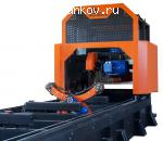 Угловая двухпильная пилорама ВудВер УГП2-600