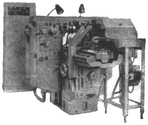 Специальный фрезерный двухшпиндельный станок ВФ-92