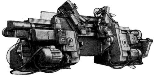 Специальный токарно-копировальный станок 1А832