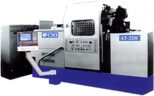 Токарный патронный станок с ЧПУ АТ-220С